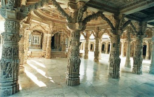 Świątynia Dilwara Indie