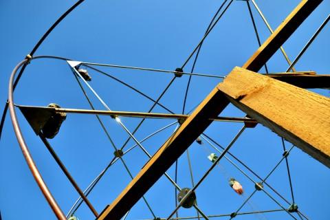 Sferyczna Merkaba Czakram Ziemi,Sferyczna Piramida