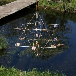 Merkiva - wielowymiarowa Merkaba,święta geometria,energia kształtu,piramidy mocy,energetyzator