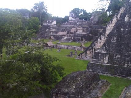 Gwatemala - Tikal