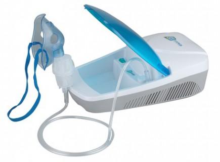 Inhalator elektryczny,inhalacje srebrem koloidalnym
