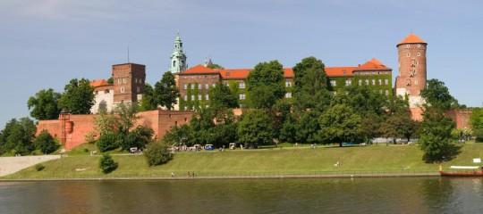Wawel,czakram wawelski