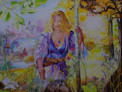Bogini Łada