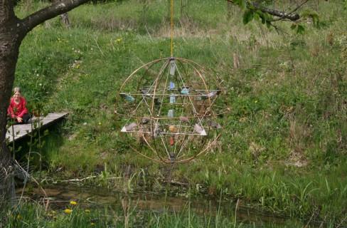 Wielowymiarowa Merkiva Sferyczna Piramida,święta geometria,energia kształtów,sfera