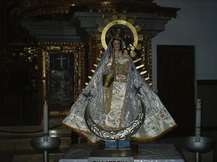 Pachamama,milagro de la virgen bella