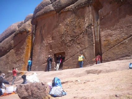 Peru - Brama Bogów