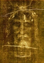 Całun Turyński - wpływ Ducha (energii życia) na materię.
