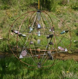 Sferyczna Piramida Merkiva Alfa
