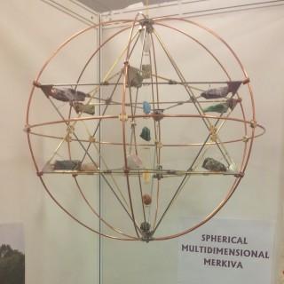 Spherical Multidimensional Merkiva,Genesa