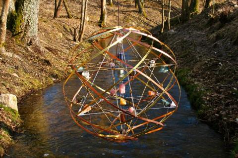 Wielowymiarowa Merkiva Sferyczna Piramida,święta geometria,energia kształtów,sfera,energetyzator,odpromiennik,Merkaba,piramida horusa,piramidy energetyczne
