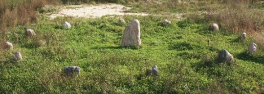 The call of the stone circle